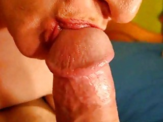 close up blowjob and cum № 73699