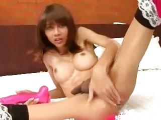 ladyboy sucks get cock!
