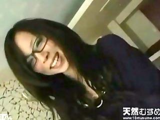 skinny glasses prettiness leg angel