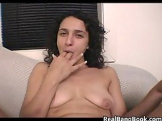 curly amateur amp banging a plastic cock part3