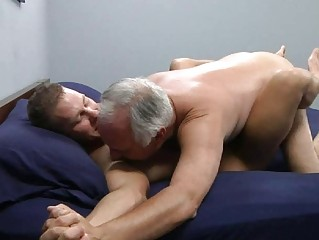 muscled tattooed gay hunk acquires slammed by