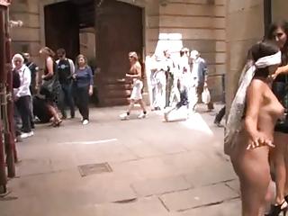 openair nudity