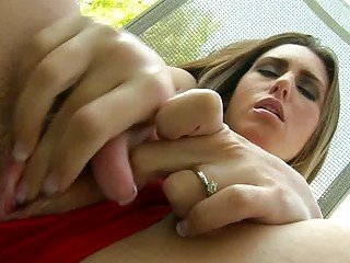 renna ryann adorable redhaired angel fingering