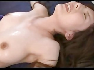 lean but huge bossom young deep creampie copulate