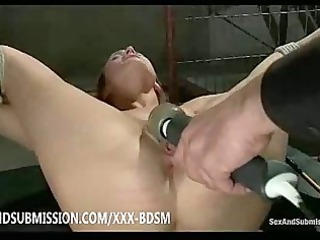 double orgasm with cum on the physiognomy