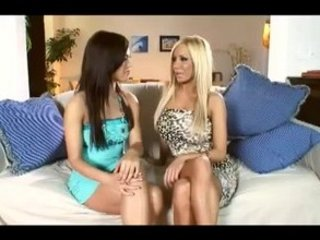 alyssa reese and lexxi tyler gangbanging with