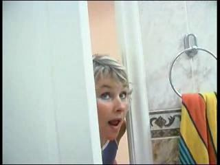 woman spying on son desire he was into tub