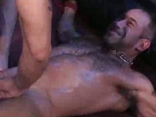 impossible dick play act with unmerciful dominator
