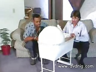 brown man and his friend abuse young babysitter