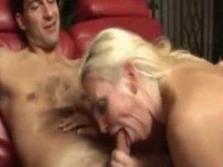 mature babe has intense orgasm
