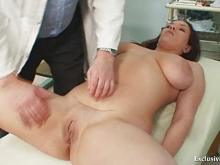 andrea visiting her gyno nurse for pure vagina