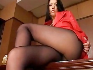 asian pantyhose sex