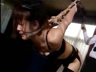 japanese bondage pain and torture part 2