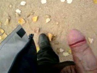 outdoor masturbation