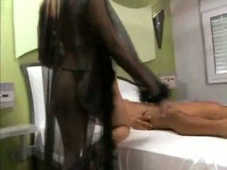 instructor has been banged inside bottom