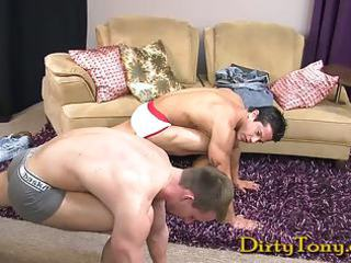 muscle latina ponds stud uneasy