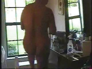 mums dildoing caught by sons boyfriend with
