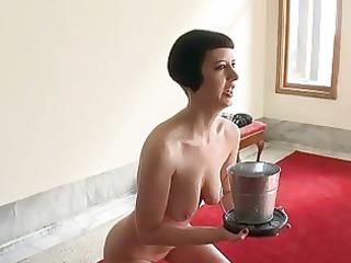 hot 19 moment granny