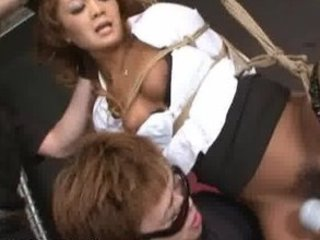 japanese bondage porn - bdsm punishment of asuka