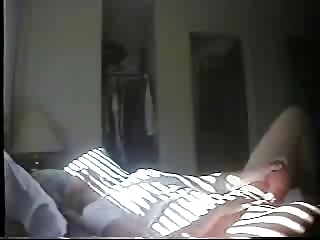 my mom. masturbation into the morning. hidden cam