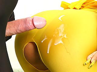 spandex  devil is fucked