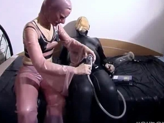 desperate latex pumping