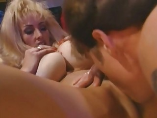 super momma brittany oneil gets a strong penis