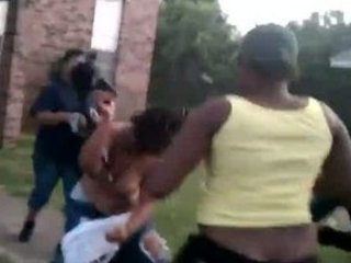 fightin til the boobies fall out!