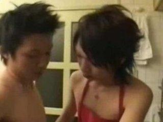japonese amateur gays butt pierce i a dining room