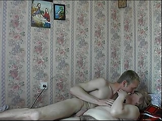 lady sons lover russian cougar old banging