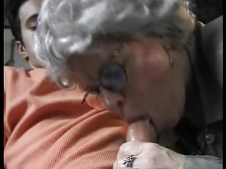 aunties lover caught me wanking