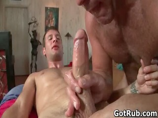 massage pro gets his shaggy ass drilled gay porn