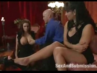 maledom bdsm triple ass like humiliation and