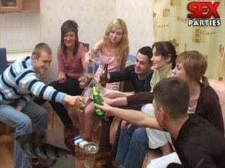 euro amateur naughty group sex compilation