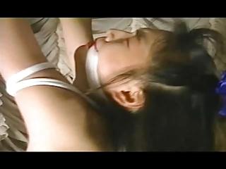 eastern  tied inside pantyhose
