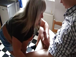 german older  obtain banged by a inexperienced man