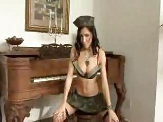 rebecca obtains a tough army brat welcome