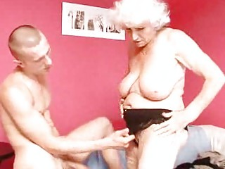 older  elderly betty copulates inexperienced dick