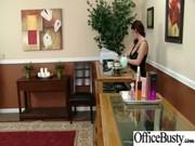 Sexy Big Tits Office Girls Get Banged vid-28