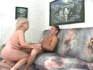 bbw pale elderly bangs with fresh male