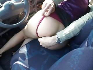 adrianna passe son permis