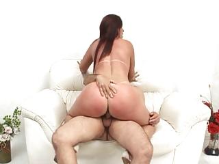 large butt brazilian grownup