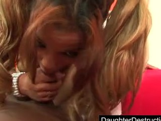 daughter so throatfucked and gagged difficult