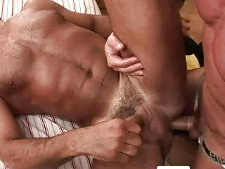 slutty fucker rimming his friend till cumming