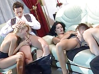 group sex at house