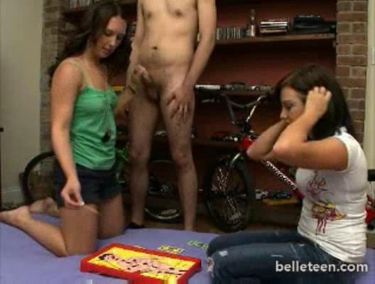 teenagers enjoy game with libido